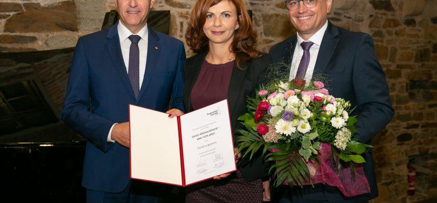 Unserem Verein wurde von der Theodor Kery Stifung ein Förderpreis verliehen.