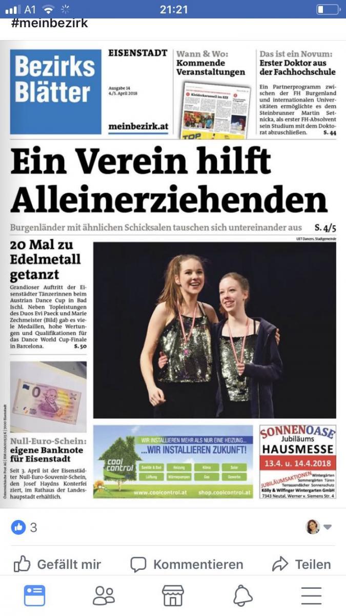 Bezirksblätter Eisenstadt